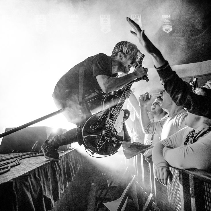 Jon Foreman --because he loves the fans so much.