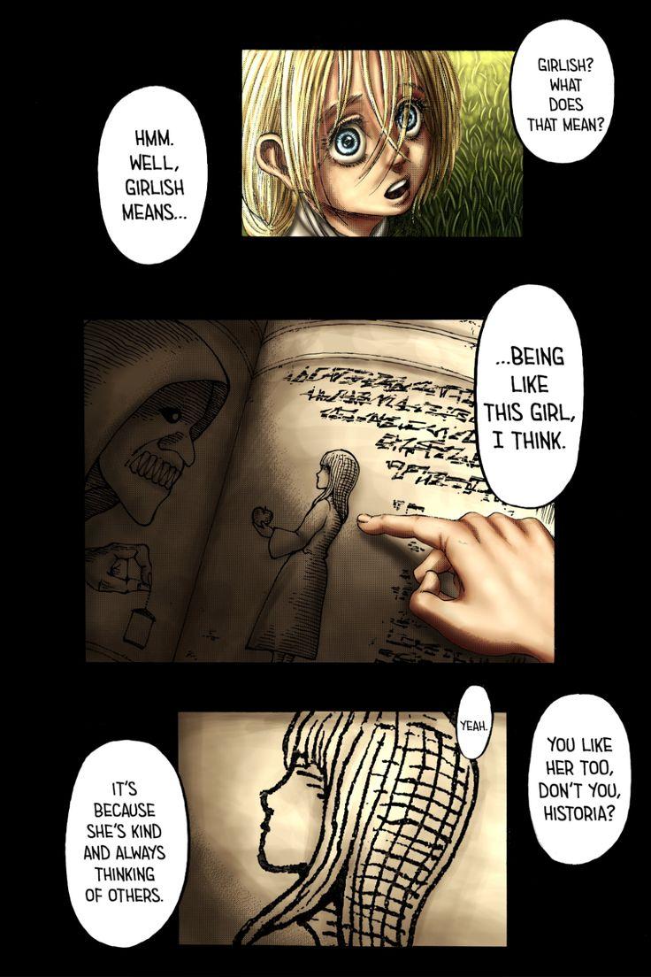 Shingeki No Kyojin Colored Chapter 122 | Shingeki no ...