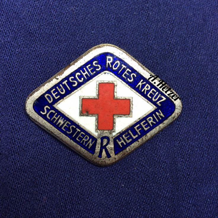 #drk #brd Deutsches Rotes Kreuz #faleristics #schwesternhelferin #krankenschwester
