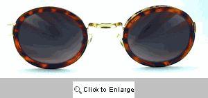 Shelby Vintage 80s Sunglasses - 455 Tortoise