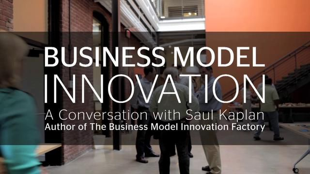 """Saul Kaplan came to speak at Continuum about his new book, The Business Model Innovation Factory: How to Stay Relevant When The World Is Changing.   Blockbuster's executives saw Netflix coming. Yet they stuck with their bricks-and-mortar business model, losing billions in shareholder value. They were """"netflixed.""""   Business models just don't last as long as they used to. Historically, CEOs have managed a single business model over their entire careers. Today, all org…"""