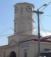 Falmouth Town Clock
