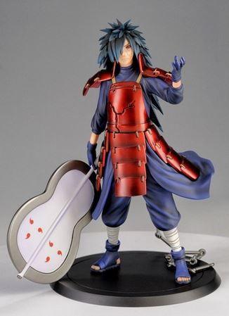 Figurine #MadaraUchiwa - Edition limitée - Gamme DXTRA - #TsumeArt - #Naruto