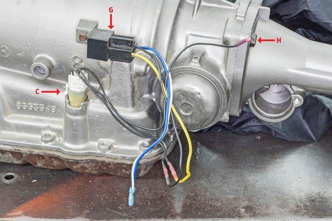 Diagram Likewise 4l60e Transmission Wiring Plug Diagram On 94 4l60e