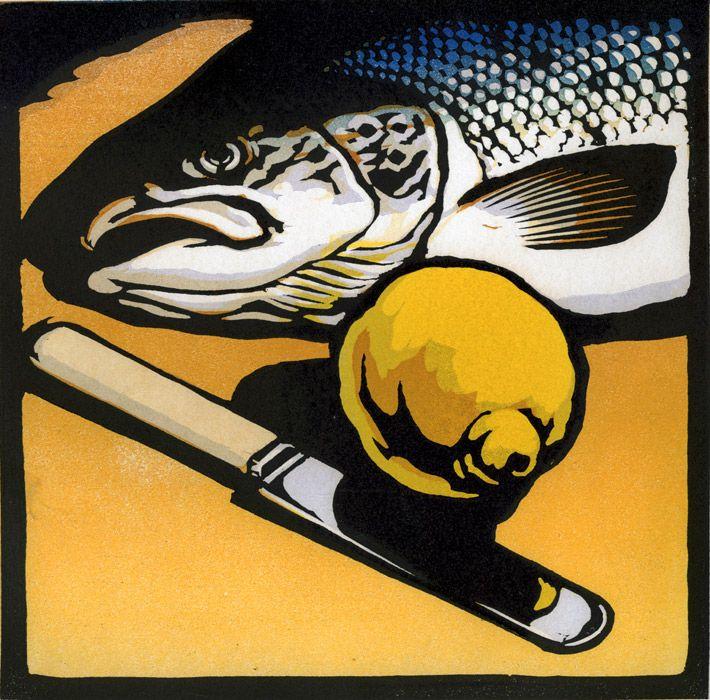Chris Wormell Illustrator: #Linocuts #illustration #detail