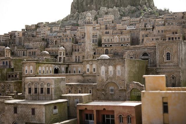 Houses of Mardin at Miniaturk