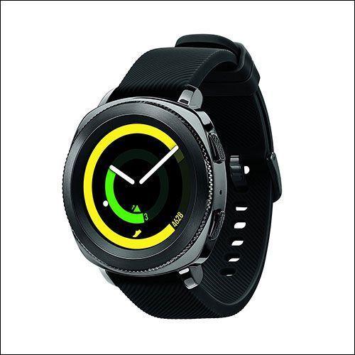 Samsung Gear Sport Smartwatch for iPhon #samsung Gear Sport Smartwatch for iPhone #martwatch