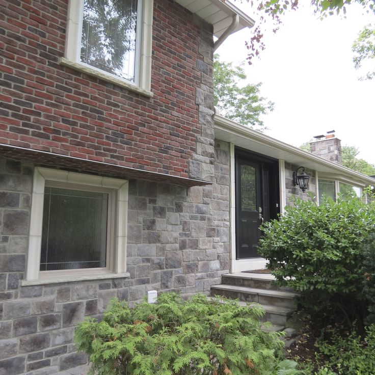 Stone selex manufactured stone veneer thin brick How to install exterior brick veneer