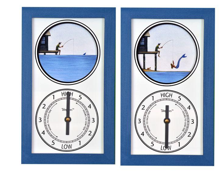 Mermaid Tide Clock
