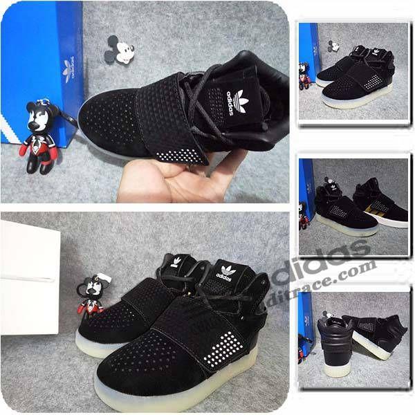 Adidas Yeezy Boost 750 Meilleur Chaussure Enfant Montante Noir :aditrace
