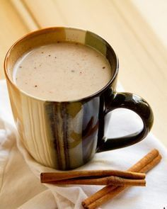 Toto škoricové mlieko vás zbaví bolesti v krku - Dobré rady a nápady