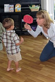 Classic active games for toddlers. We play these at My Gym too!