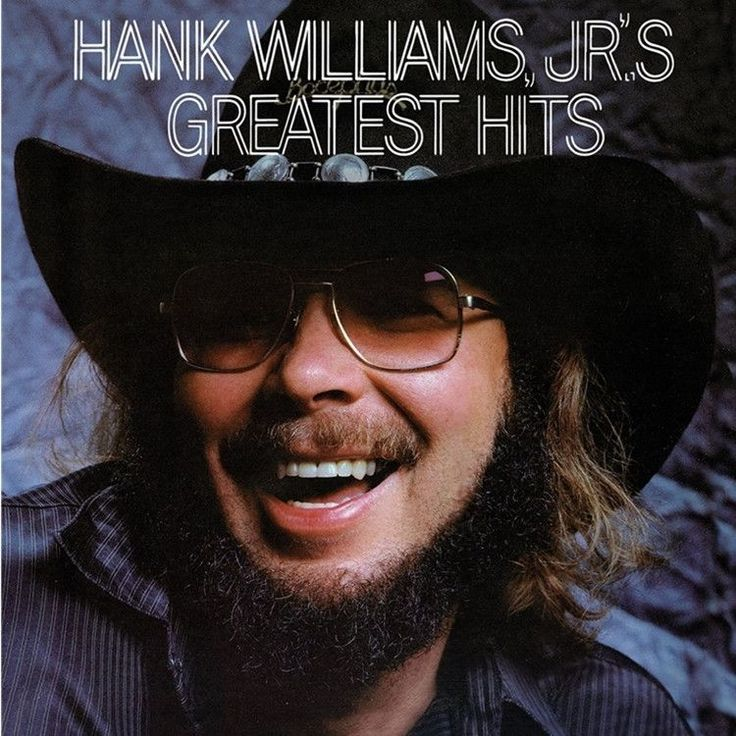 Hank Williams Jr. Greatest Hits on Limited Edition Colored LP Colored Copies Are Limited Already possessing the most powerful pedigree in country music, Hank Williams Jr. debuted on the Grand Ole Opry