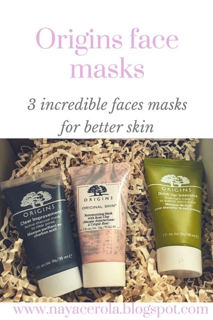 Origins Face Masks Influenster Voxbox Review Nayacerola Articulos
