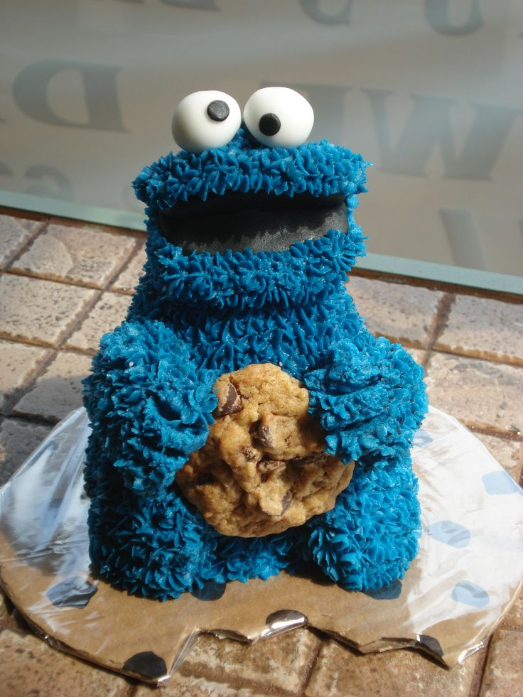 17 Best Images About Cookie Monster Birthday Party On