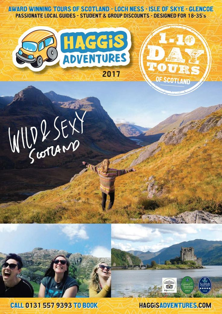 Award winning 1-10 day adventures throughout the Scottish Highlands aimed at 18-35 year olds.