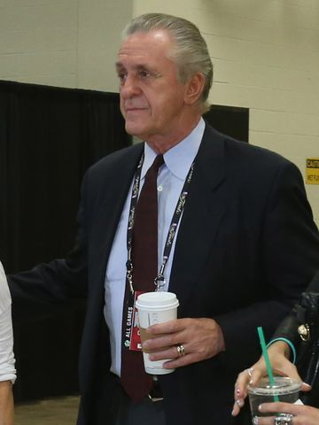 "Pat Riley to Heat stars: ""Stay if you've got the guts!"""