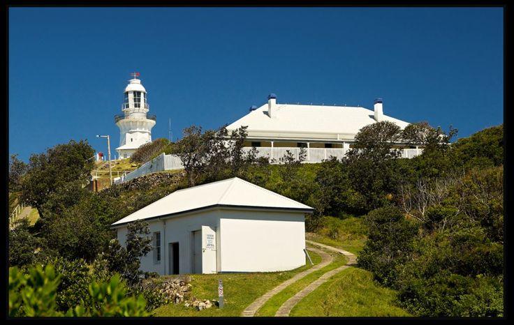 Smokey Cape Lighthouse, South West Rocks, NSW