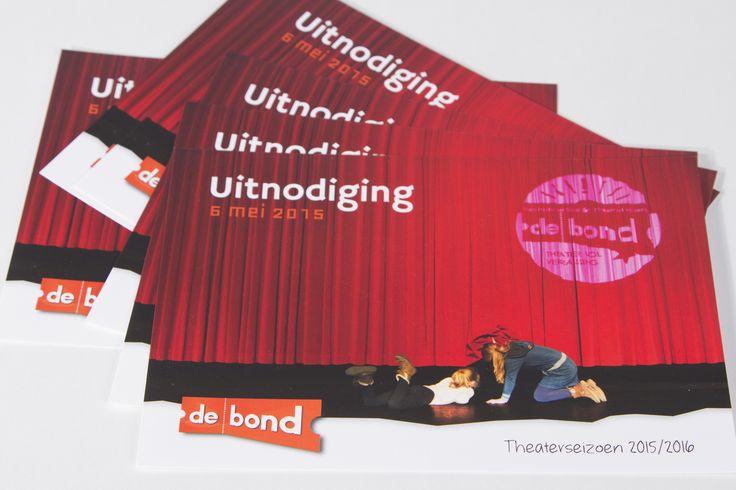 Conceptontwikkeling theaterseizoen 2015-2016 Stadstheater De Bond Oldenzaal