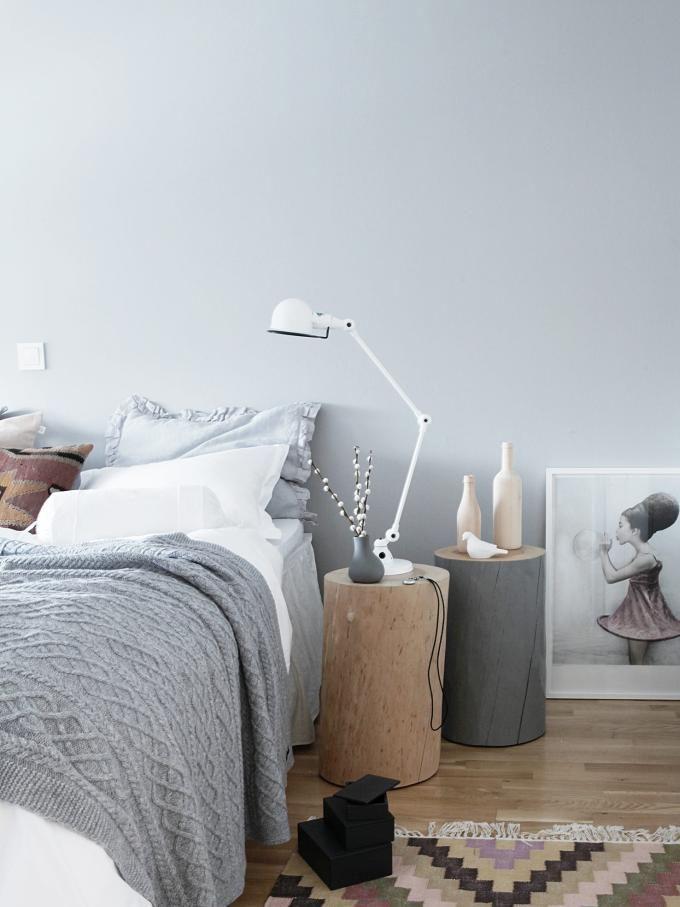houten nachtkastjes