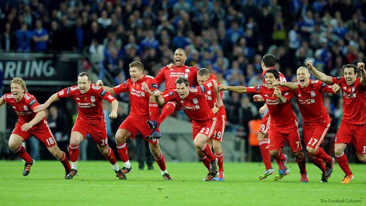 Liverpool Wallpaper http://thefootballcolumn.com/liverpool-fc-hd-wallpapers/ #gerrard #liverpool