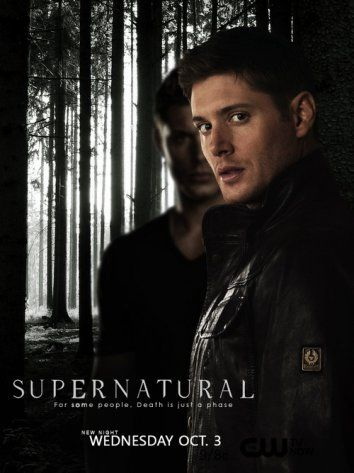 """Supernatural S08E07 A Little Slice Of Kevin    """"Supernatural"""" (2005-)  Genre: Drama 