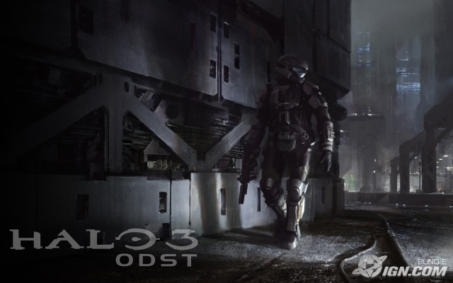 ODSTs: the debate rages on whither they're cooler than Spartans.