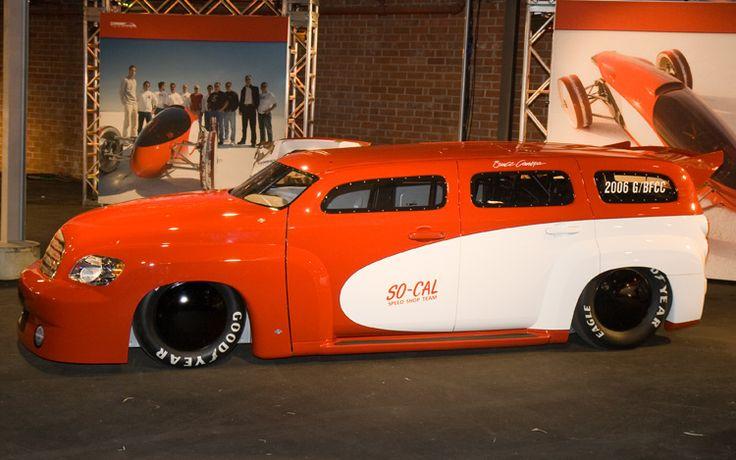 My HHR doesn't quite look like this one:  chevrolet-hhr-salt-flat-racer