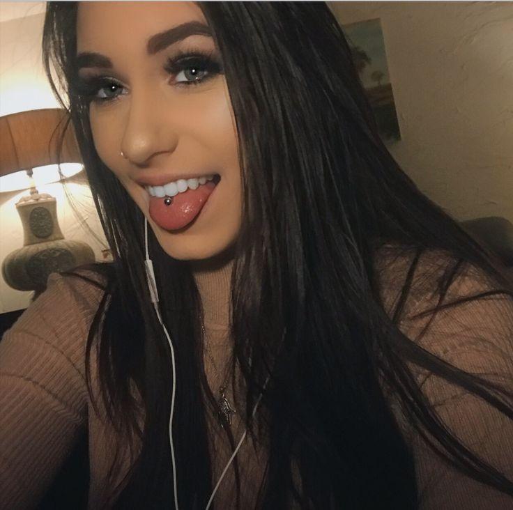 Hot pierced girl