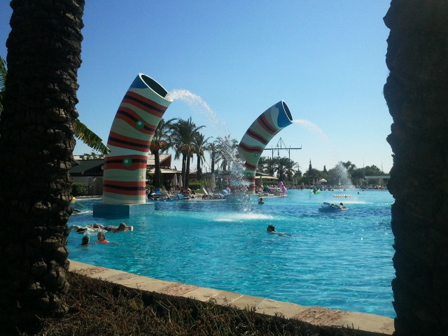 Holiday Village, Sarigerme - had the most lovely week with the fambo!!!