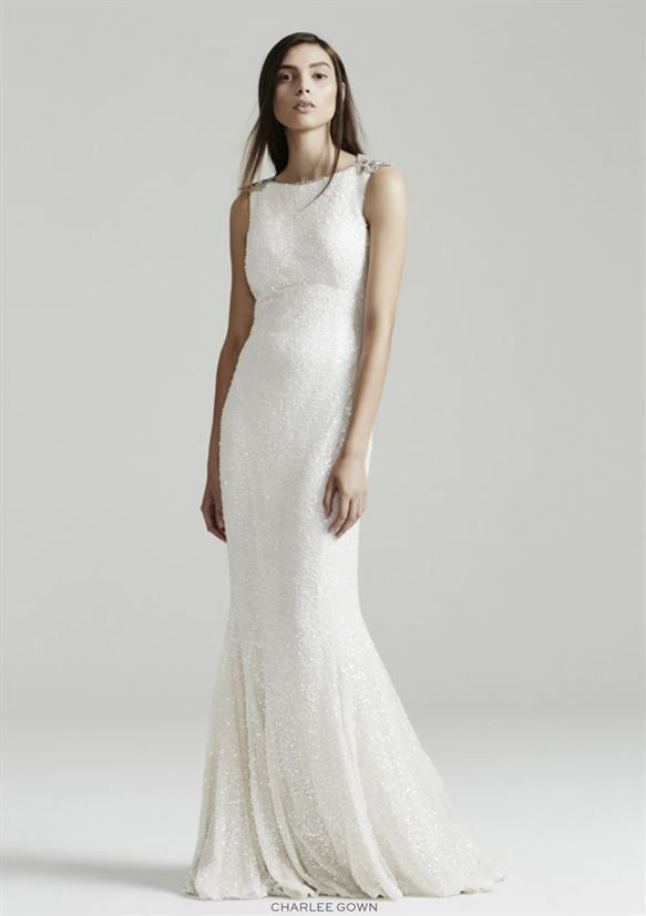 R15 // BRIDAL // CHARLEE GOWN // Collections - Rachel Gilbert