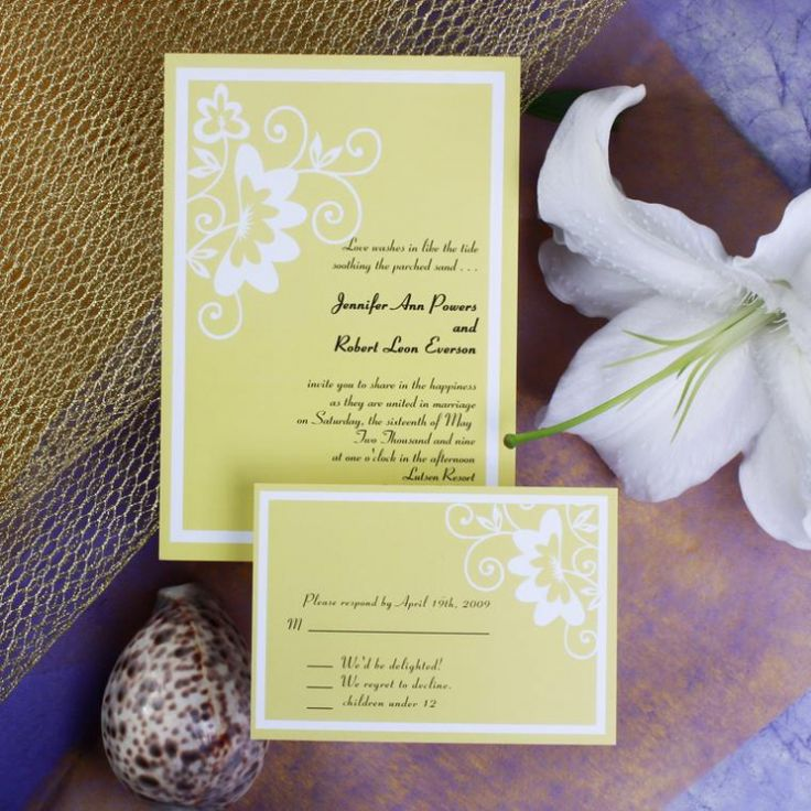 53 best Simple Wedding Invites images on Pinterest Simple