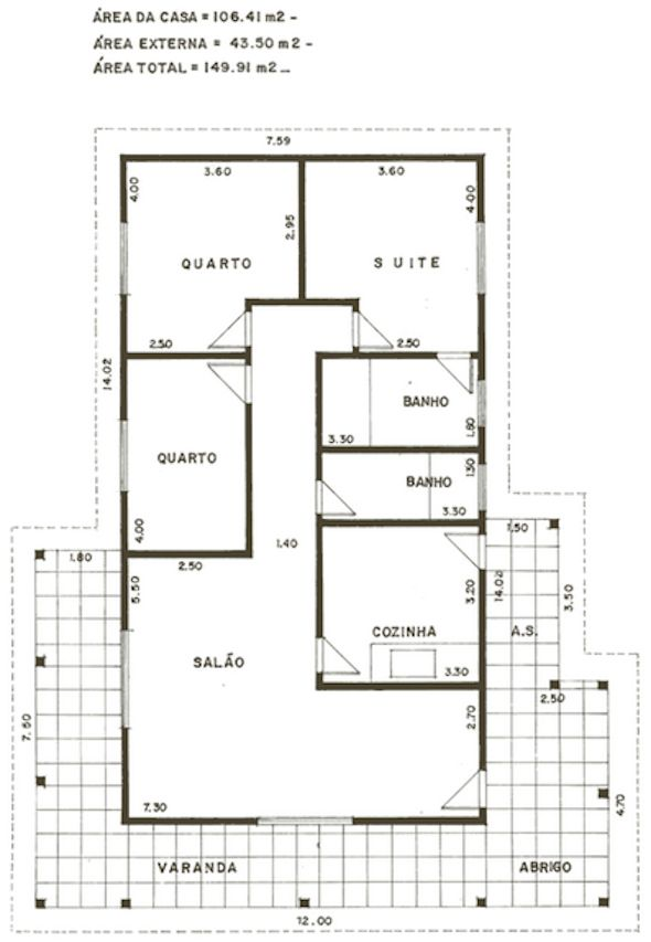 Best 20 plantas de casas populares ideas on pinterest for Plantas de casas tipo 3