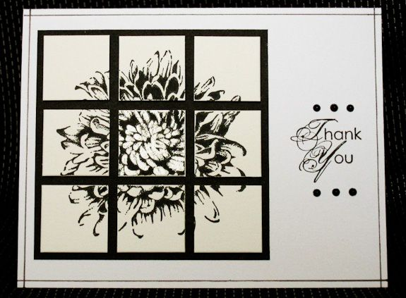 Stampin Up Blooms and Butterflies Color Challenge
