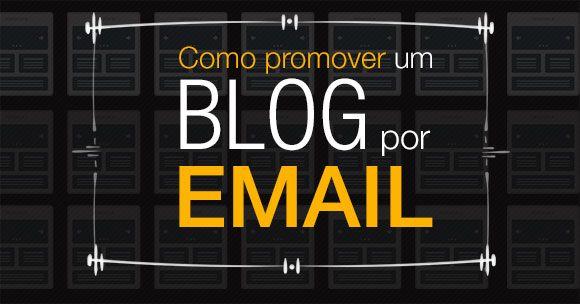 """Promova o seu blog ao enviar emails para a sua lista de cada vez que publicar conteúdo novo para que as pessoas o(a) tenham em """"top of mind"""". http://designportugal.net/como-promover-um-blog-por-email/"""