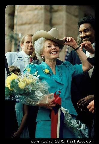 Previous Pinner: Ann Richards (lawdy, I miss her) -- I loved this woman. Me: I really miss her too. She was a mover & a shaker!