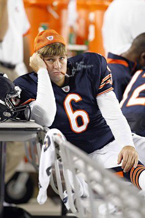 Smokin' Jay Cutler - this website is HILARIOUS!  Go BEARS!