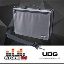 UDG Ultimate DIGI Wallet Large (Steel Grey) Orange Inside