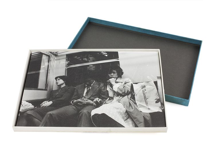 The special, hardcover edition of Araki's Last Year's Photographs is limited to 500 copies and comes in a case made after the original box the photos were stored in for over 40 years. Hidden away i...