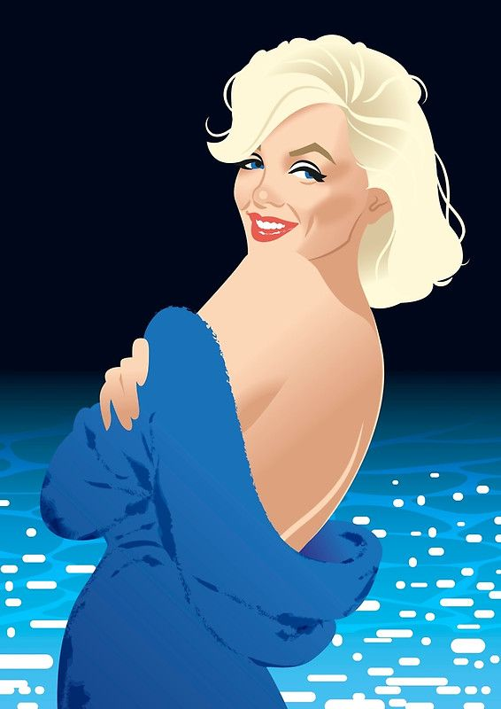 """Marilyn Monroe """"Something's Got to Give"""""""