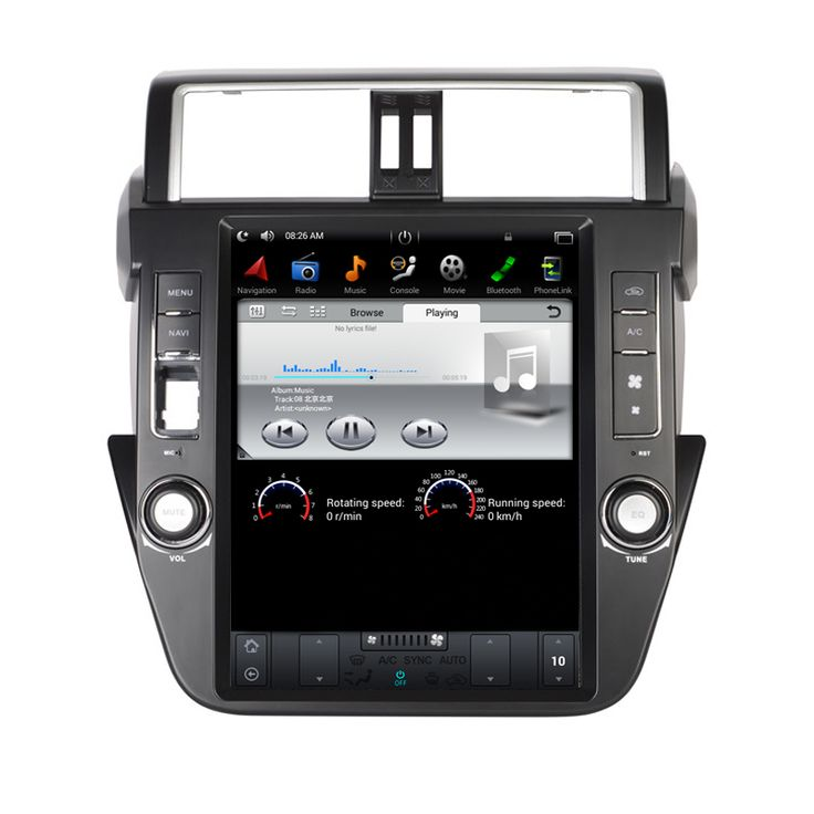 NAVITOPIA 12.1inch 2G+32G Vertical Screen Android 6.0 Car Multimedia Player For Toyota Prado/LC150/Prado 150 2014 2015 2016 2017 //Price: $899.09 & FREE Shipping //     #android