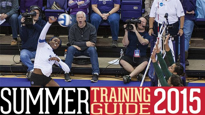Download STACK's 2015 Summer Training Program for volleyball, by Dan Perlmutter, Head Olympic Sports Performance Coach at Duke University, and overseer of the volleyball team.