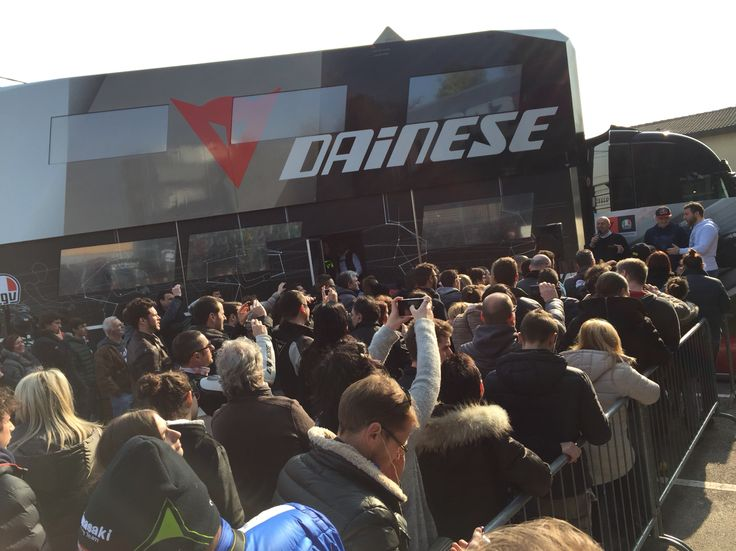 Amazing 4* Anniversary Megastore VALERISPORT with Dainese-AGV and guest from MotoGP JACK MILLER !!!
