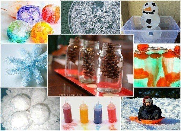 16 wetenschappelijke experimenten te verbazen Your Kids Deze Winter