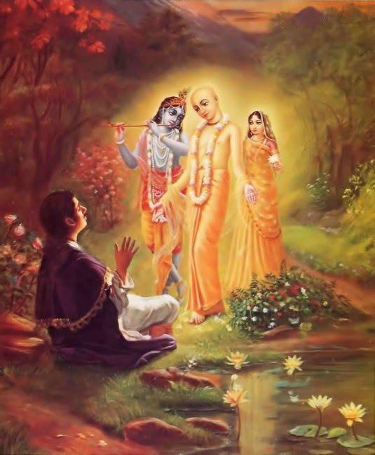 Talks Between Śrī Caitanya Mahāprabhu and Rāmānanda Rāya