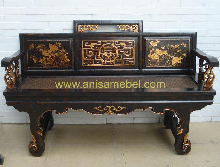 Bale Bale Model Cina | Furniture Mebel Jepara Untuk Rumah Minimalis