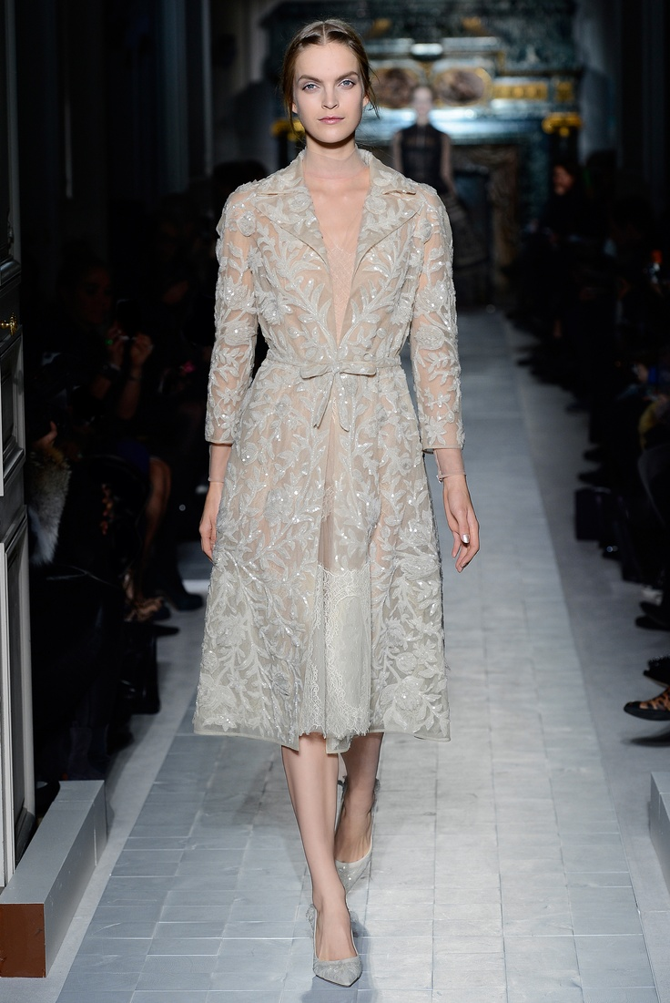 48 best images about haute couture ss 2013 on pinterest for Valentino short wedding dress