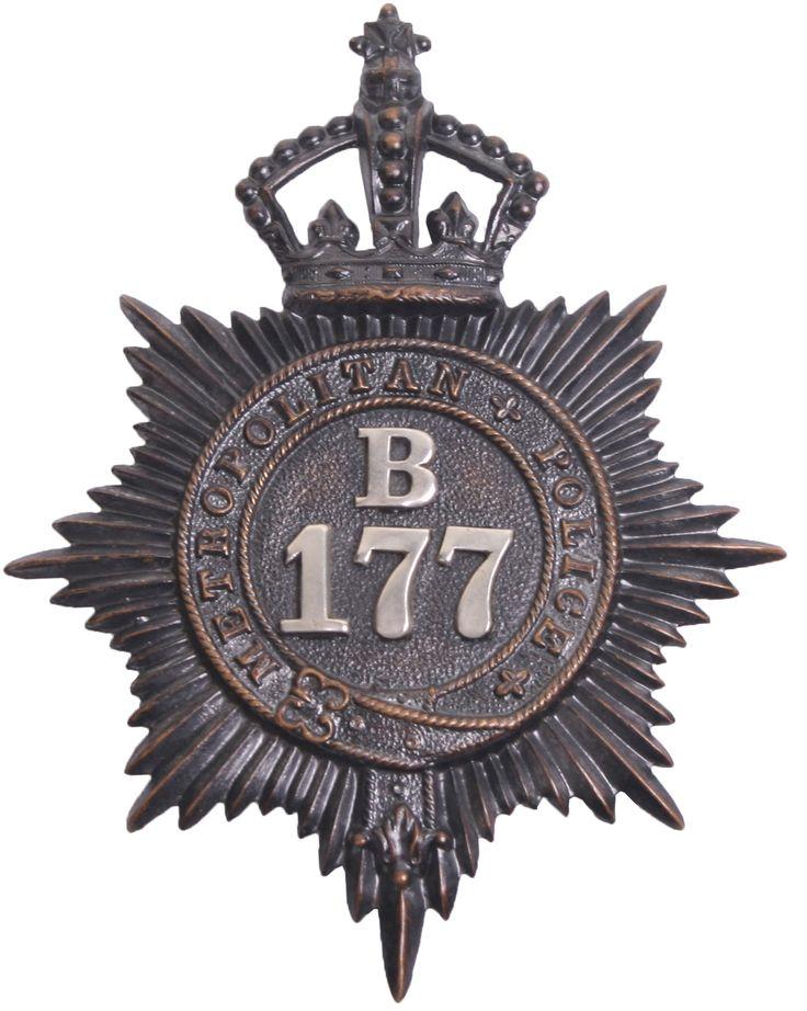 Image result for british police helmet plates for sale
