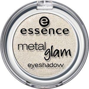 metal glam ombretto occhi effetto brillante 08 n'ice frosting - essence cosmetics