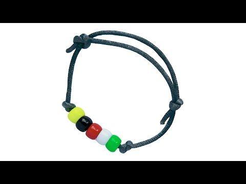 How to Make Salvation Bracelets - Wordless Bracelet Kit, My Crafts and DIY Projects